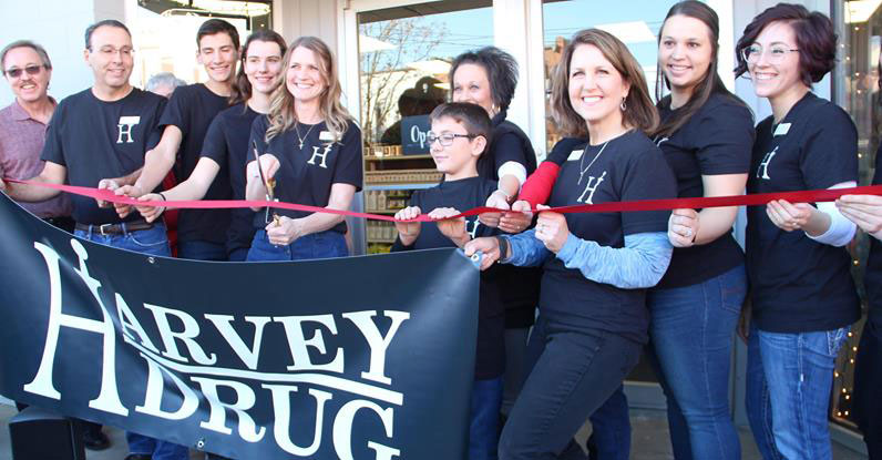 Harvey Drug Horizontal
