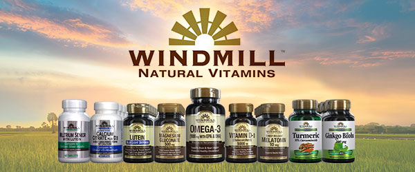 Windmill Natural Vitamins®