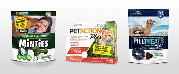 Popular Products from Pet Care