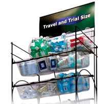 Trial Size Display